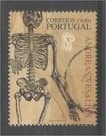 Portugal 2014 Andreas Vesalius 1514 - 2014 Medicine Famous Medical Medizin - 1910-... Republic