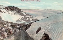 CPA Stryn, Parti Mellem Grotli Og Stryn - Norvège