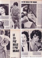 (pagine-pages)ATTRICI Successo1959/03. - Books, Magazines, Comics