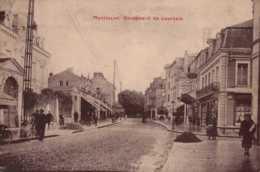 Dep 03 , Cpa MONTLUCON , Boulevard De Courtais (D09.413) - Montlucon