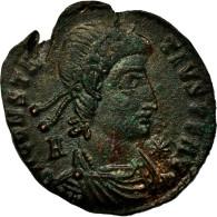 Monnaie, Vétranion, Nummus, 350, Siscia, TTB+, Cuivre, RIC:286 - 7. L'Empire Chrétien (307 à 363)