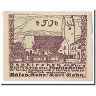 Billet, Autriche, Neukirchen, 50 Heller, Eglise, 1920, 1920-05-05, SPL, Mehl:FS - Autriche