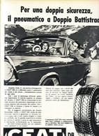 (pagine-pages)PUBBLICITA' CEAT Successo1959/03. - Books, Magazines, Comics
