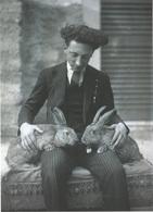 # Museo Della Fotografia Sestini, Cartolina Pubblicitaria Della Mostra, Bergamo - Musées