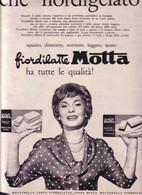 (pagine-pages)PUBBLICITA' MOTTA Successo1959/03. - Libri, Riviste, Fumetti