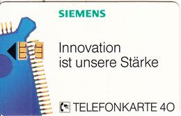 GERMANY - Siemens(K 903), Tirage 16000, 04/92, Mint - Allemagne