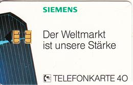 GERMANY - Siemens(K 902), Tirage 16000, 04/92, Mint - Allemagne