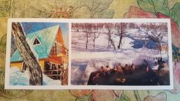 RUSSIA . Kamchatka. Paratunka Spa Resort - Old USSR Postcard - Russie