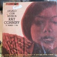 Dos EPs Argentinos De Ray Conniff, Su Orquesta Y Coro - Instrumental
