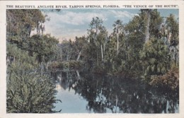 Florida Tarpon Springs The Beautiful Anclote River - Etats-Unis
