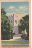 Florida Tarpon Springs Church Of The Good Shepherd Home Of The Innes Paintings Curteich - Etats-Unis