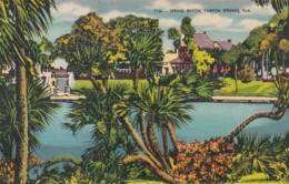 Florida Tarpon Springs Spring Bayou - Etats-Unis