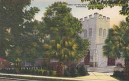 Florida Tarpon Springs Church Of The Good Shepherd Home Of The Innes Paintings - Etats-Unis