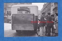 Photo Ancienne - ANGERS - Autobus à Gazogène - Modèle à Identifier - Photographe Sauveboeuf ? - Autocar Gaz - Automobiles