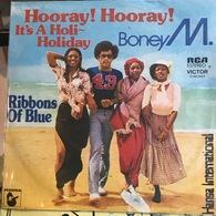 Sencillo Argentino De Boney M Año 1979 - Dance, Techno & House