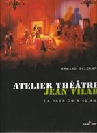 ATELIERE THEATRE JEAN VILAR - Culture