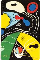 GERMANY(chip) - Galerie Der Fälschungen, Joan Miro/Tanz Der Qualle(O 026), Tirage 3000, 06/93, Mint - O-Series : Séries Client