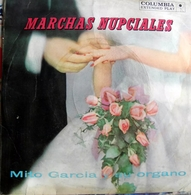 EP Argentino De Mito García Y Su órgano Año 1959 Reedición - Classique
