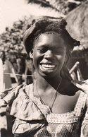 SENEGAL SOURIRE D' AFRIQUE CARTE PHOTO DENTELEE - Sénégal
