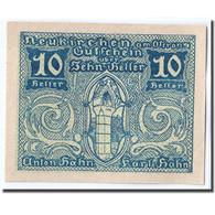 Billet, Autriche, Neukirchen, 10 Heller, Tour, 1920, 1920-05-05, SPL, Mehl:FS - Autriche