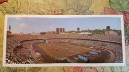 STADE / STADIUM / STADIO : CENTRAL STADIUM - KIEV / UKRAINE. Field. 1980s. Long Format - Stadien