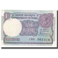 Billet, Inde, 1 Rupee, 1981, KM:78Ac, SPL - Inde