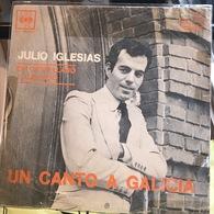 EP Argentino De Julio Iglesias Año 1972 Reedición - Vinyles