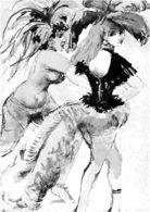 HANNA NAGEL    FOLIES  BERGERES    -   Paris 18 - Künstlerkarten