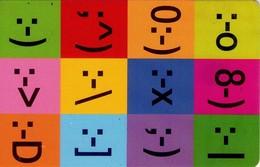 TARJETA TELEFONICA DE ALEMANIA. Con Una Sonrisa 1 (smileys). KD 02.00 (436) - Allemagne