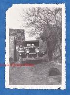 Photo Ancienne Snapshot - EPIEDS - Belle Automobile à Identifier - 1933 - Voir Calandre - Auto - Automobiles