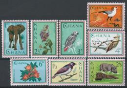 Ghana, 1964 Flora And Fauna - MNH - AA-65 - Ghana (1957-...)