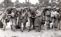 Papouasie Nouvelle Guinee? Troupes Australiennes RAAF Ancienne Photo De Presse 1943 - War, Military
