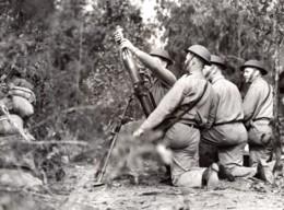Australie? WWII Green Hills Camp D'Entrainement RAAF? Ancienne Photo De Presse 1940 - War, Military
