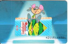 GERMANY(chip) - Lindenberger Käse 3(K 480), Tirage 4000, 11/92, Mint - O-Series : Séries Client