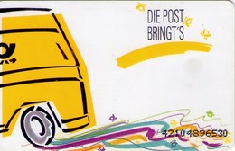 TARJETA TELEFONICA DE ALEMANIA. Servicio Postal - The Post Lo Consigue. K436 10.92 (433) - Allemagne