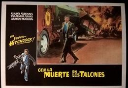 CARTOLINA INTRIGO INTERNAZIONALE - Altre Collezioni