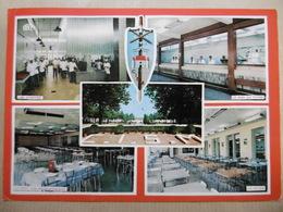 CHATEAUROUX Base Militaire Centre D'Instruction Du Service Du Matériel CAMP DE LA MARTINERIE 36 INDRE - Chateauroux