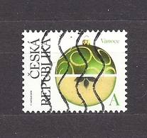 Czech Republic 2018 Gest ⊙ Mi 1008 Christmas - Apple. - Used Stamps