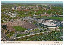 THE UNIVERSITY OF MICHIGAN STADIUM / STADION / STADE / STADIO / ESTADIO - Ann Arbor