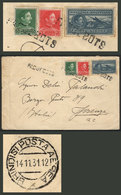 ALBANIA: Interesting PAQUEBOT Mark Applied On Postage Of A Cover Sent To Firenze, With Arrival Backstamp Of 14/NO/1931,  - Albanie