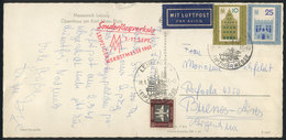 GERMANY: 63 Modern Airmail Covers Sent To Argentina, All With Interesting Frankings, Combinations, Including Some Specia - Allemagne