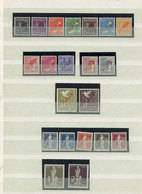 WEST GERMANY: Important Stock Of Good Stamps And Sets In A Stockbook, Also Including Good First Issues Of West Berlin. M - [7] République Fédérale