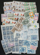 GUATEMALA: Lof Of VERY THEMATIC Sets And Stamps, Most Mint Never Hinged, Excellent Qualtiy, Yvert Catalog Value Euros 28 - Guatemala