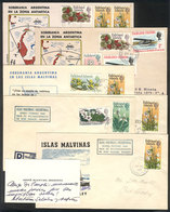 FALKLAND ISLANDS/MALVINAS: Reconnaissance Trip To The Falkland Islands/Malvinas Of José Manuel Moneta, January To Februa - Falkland