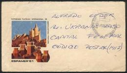 FALKLAND ISLANDS/MALVINAS: Cover Donated By The FAEF To Be Used By Soldiers At The War Front, Sent To Buenos Aires On 10 - Falkland