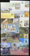 PARAGUAY: 12 Modern Postal Stationeries (envelopes And Cards), Excellent Quality, Very Thematic! - Paraguay