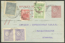 PARAGUAY: Lot Of 36 Used Covers, Cards, Covers With Special Postmarks, Etc Etc, The General Quality Is Fine To VF, Very  - Paraguay