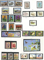 PARAGUAY: Collection In Album, Containing Stamps Issued Between 1985 And 2003 (Yvert 2176 To 2842, Apparently The Period - Paraguay