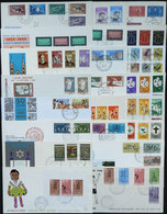 SURINAME: First Day Covers With Stamps Issued In 1964, 1966 And 1968, All Of VF Quality And Very Thematic! - Surinam