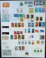 SURINAME: First Day Covers With Stamps Issued In 1971, 1972 And 1973, All Of VF Quality And Very Thematic! - Surinam